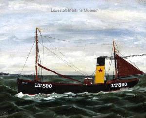 S.T. Doris LT890