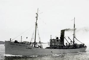 S.T. Admiral Sir John Lawford LO42