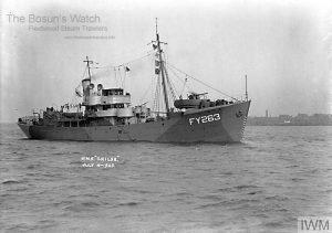 HMS Grilse