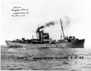 HMT Kingston Olivine