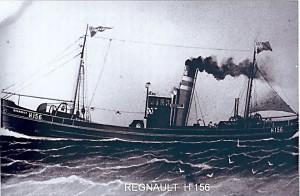 S.T. Regnault H156