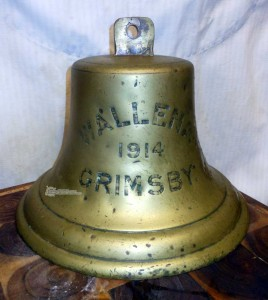 S.T. Wallena Ship's Bell