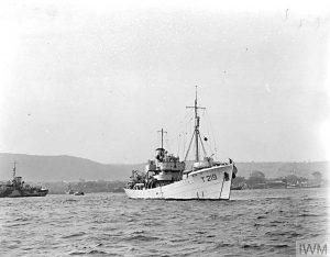 HMS Butser T219