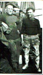 Joe Parkinson and John Shaw