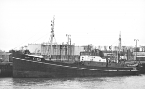 S.T. Ellena FD394 after conversion to MV
