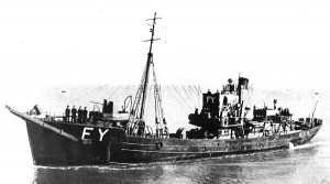S.T. Fyldea FD72 as a minesweeper