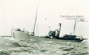 HMS seaflower
