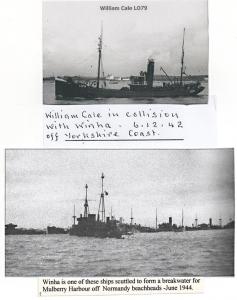 S.T. William Cale LO79