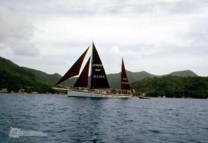 sv Captain Cap, 1982 Martinique