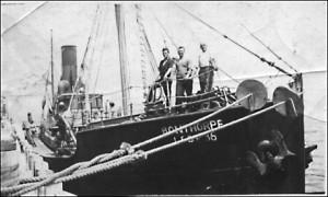 S.T. Bonthorpe FD104