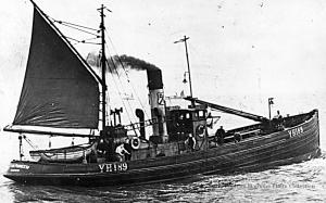S.T. Ocean Pioneer YH189