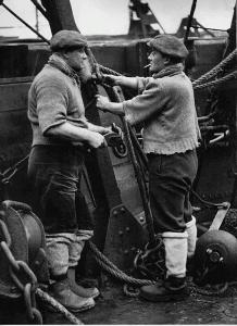 Fleetwood Fishermen