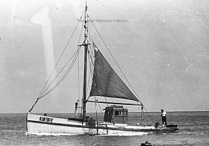 Sailing Trawler Gien Mie FD5