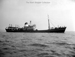 S.T. Boston Seafire H584