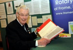 Alan Sandall, Frome Rotarian