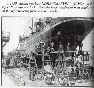 S.T. Andrew Marvel H399