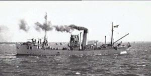 HMAS Durraween