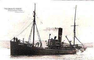 S.T. Westlyn FD8