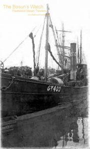 S.T. Dane GY403