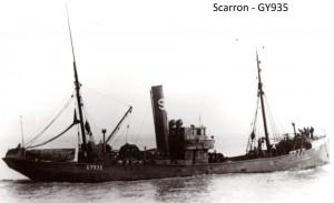 S.T. Scarron GY935