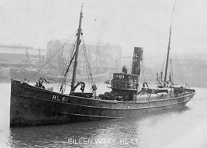 S.T. Eileen Wray HL61