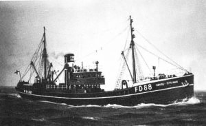 S.T. Krosssteinur FD88