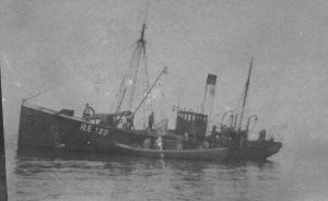 S.T. Íslendingur RE120